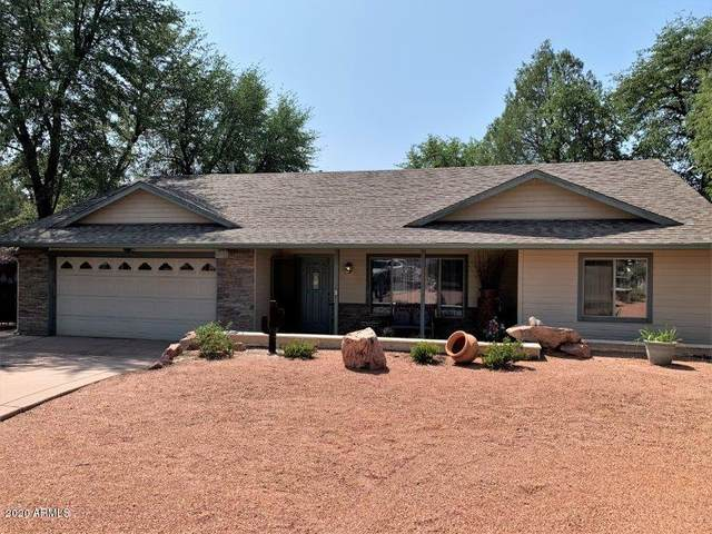933 W Country Lane, Payson, AZ 85541 (MLS #6135509) :: The Laughton Team