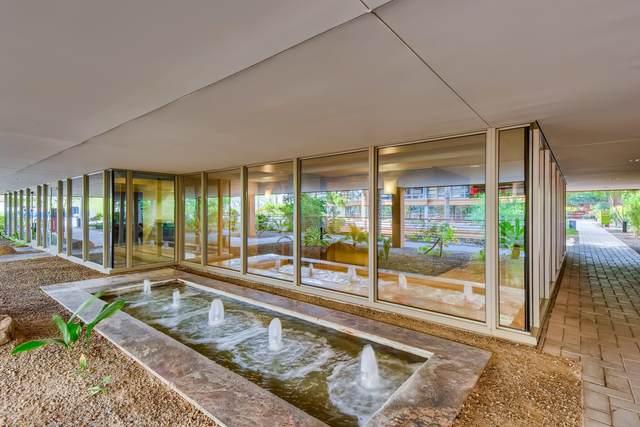 7137 E Rancho Vista Drive #1009, Scottsdale, AZ 85251 (MLS #6135527) :: Conway Real Estate
