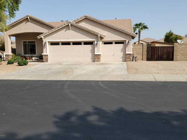 43248 W Roth Road, Maricopa, AZ 85138 (MLS #6135530) :: The Daniel Montez Real Estate Group