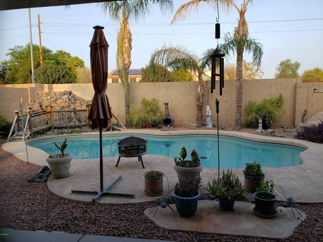 20265 N 91ST Drive, Peoria, AZ 85382 (MLS #6135531) :: Budwig Team | Realty ONE Group