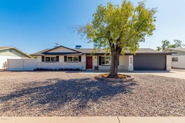 949 E 10th Place, Mesa, AZ 85203 (MLS #6135533) :: Keller Williams Realty Phoenix