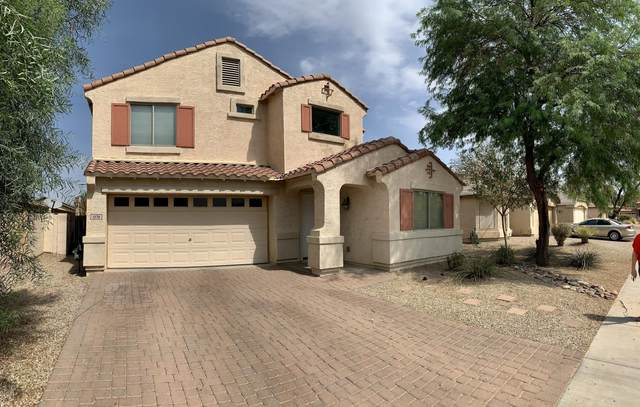 1370 E Prickly Pear Drive, Casa Grande, AZ 85122 (MLS #6135548) :: Conway Real Estate