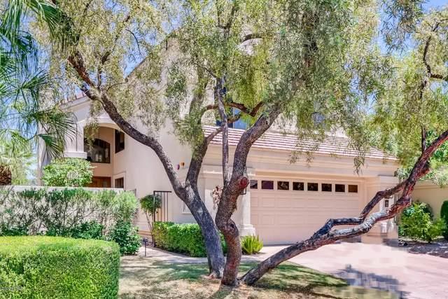 7525 E Gainey Ranch Road #202, Scottsdale, AZ 85258 (MLS #6135559) :: The Ellens Team
