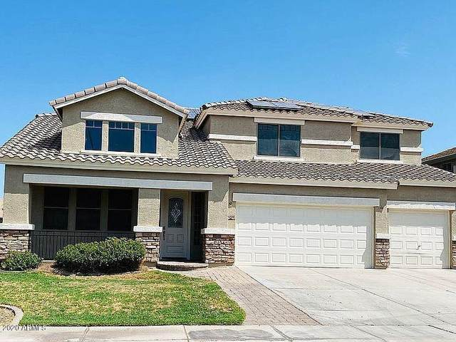11222 E Savannah Avenue, Mesa, AZ 85212 (MLS #6135567) :: Budwig Team | Realty ONE Group