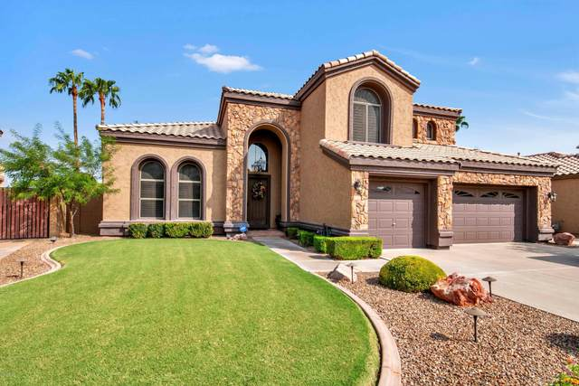 1834 E Campbell Avenue, Gilbert, AZ 85234 (MLS #6135572) :: The Laughton Team