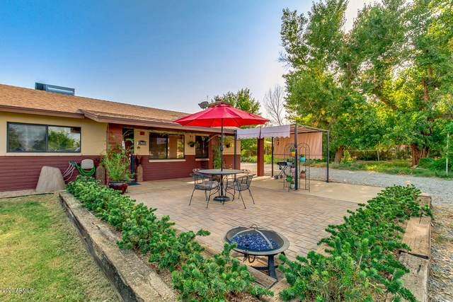 17601 W Peoria Avenue, Waddell, AZ 85355 (MLS #6135587) :: Kepple Real Estate Group