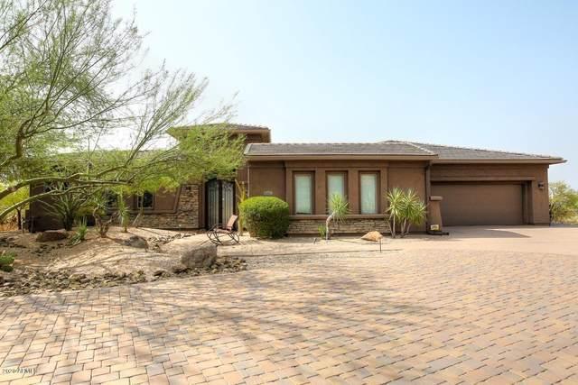 10115 E Happy Hollow Drive, Scottsdale, AZ 85262 (MLS #6135594) :: Riddle Realty Group - Keller Williams Arizona Realty