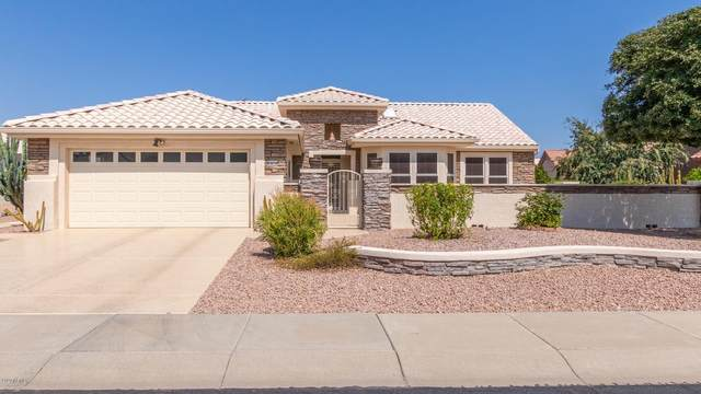 14614 W Gunsight Drive, Sun City West, AZ 85375 (MLS #6135597) :: Brett Tanner Home Selling Team