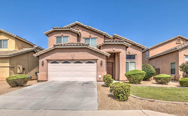 6532 W Magnolia Street, Phoenix, AZ 85043 (MLS #6135607) :: The Daniel Montez Real Estate Group