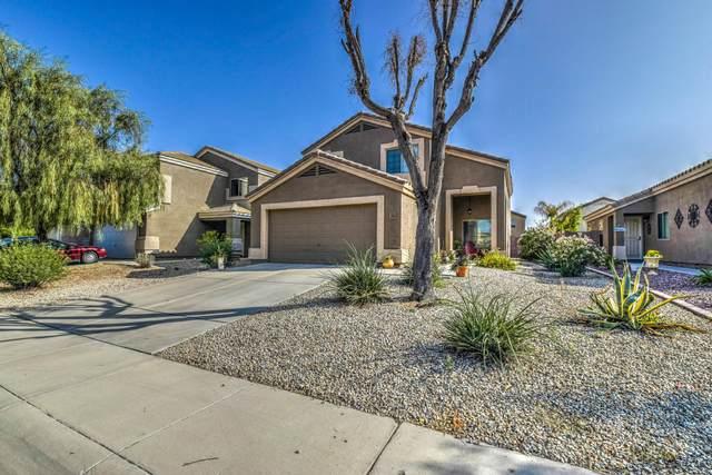 3735 W Naomi Lane, Queen Creek, AZ 85142 (MLS #6135614) :: Arizona Home Group