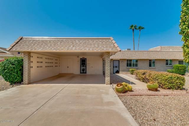 9732 N 105TH Avenue, Sun City, AZ 85351 (MLS #6135618) :: The Daniel Montez Real Estate Group