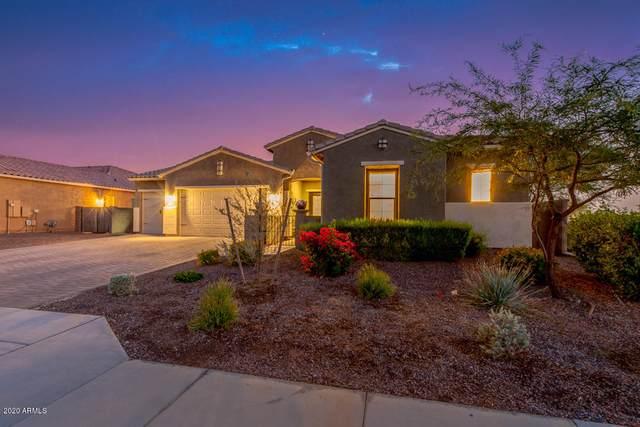 2645 W Corva Drive, Phoenix, AZ 85085 (MLS #6135625) :: The Daniel Montez Real Estate Group