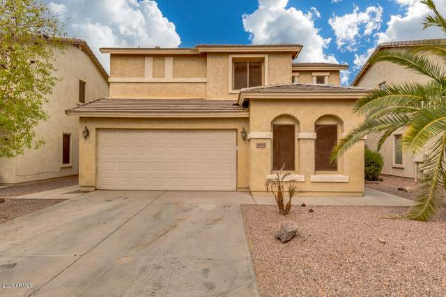 2902 S 80TH Avenue, Phoenix, AZ 85043 (MLS #6135632) :: Brett Tanner Home Selling Team