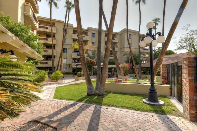 4200 N Miller Road #420, Scottsdale, AZ 85251 (#6135636) :: The Josh Berkley Team
