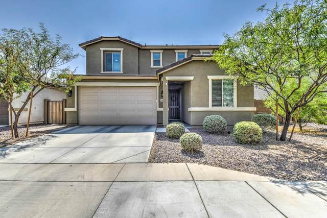 4817 W Leodra Lane, Laveen, AZ 85339 (MLS #6135641) :: Arizona 1 Real Estate Team