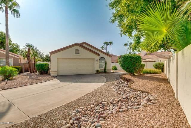 1442 W Lake Mirage Court, Gilbert, AZ 85233 (MLS #6135683) :: Scott Gaertner Group