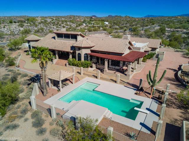11825 N Burntwater Road, Fort McDowell, AZ 85264 (MLS #6135693) :: RE/MAX Desert Showcase