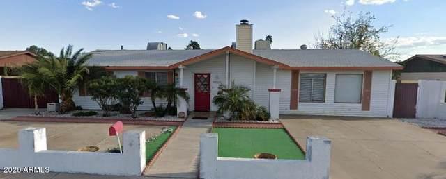 3829 W Thunderbird Road, Phoenix, AZ 85053 (MLS #6135698) :: Arizona Home Group