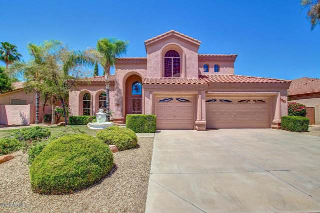 6812 W Skylark Drive, Glendale, AZ 85308 (MLS #6135699) :: The Laughton Team