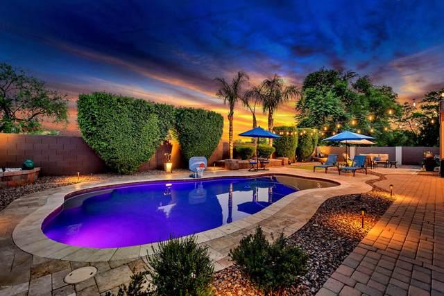 3095 E Bartlett Place, Chandler, AZ 85249 (MLS #6135707) :: Dijkstra & Co.