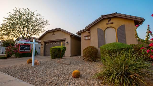16158 W Monterosa Street, Goodyear, AZ 85395 (MLS #6135729) :: Keller Williams Realty Phoenix
