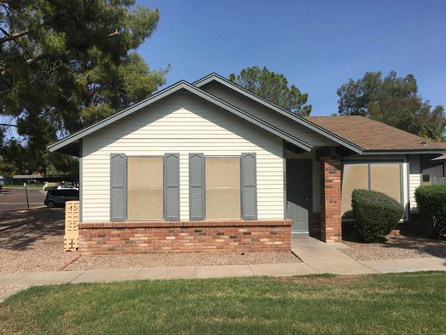5135 E Evergreen Street #1242, Mesa, AZ 85205 (MLS #6135737) :: Klaus Team Real Estate Solutions