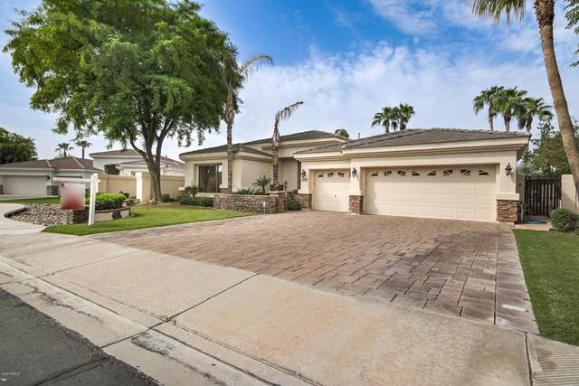 4596 S Jojoba Way, Chandler, AZ 85248 (MLS #6135738) :: Riddle Realty Group - Keller Williams Arizona Realty