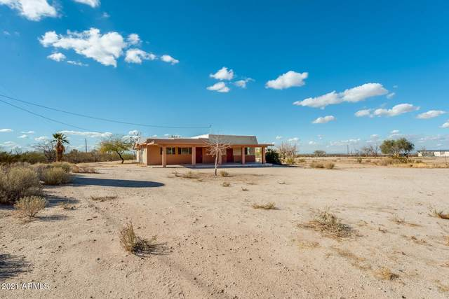 15098 N Sweetwater Road, Florence, AZ 85132 (MLS #6135742) :: Long Realty West Valley