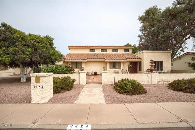 4424 E Fairfield Street, Mesa, AZ 85205 (MLS #6135748) :: Klaus Team Real Estate Solutions