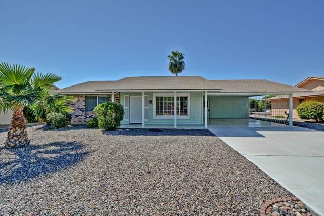 9515 W Hitching Post Drive, Sun City, AZ 85373 (MLS #6135759) :: The Daniel Montez Real Estate Group