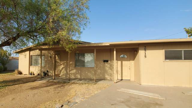 2515 N 52ND Drive, Phoenix, AZ 85035 (MLS #6135766) :: Lucido Agency