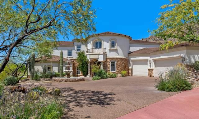 6556 N Arizona Biltmore Circle, Phoenix, AZ 85016 (MLS #6135774) :: Lucido Agency