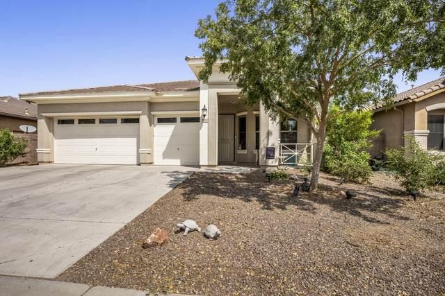 516 E Tropical Drive, Casa Grande, AZ 85122 (MLS #6135790) :: Yost Realty Group at RE/MAX Casa Grande