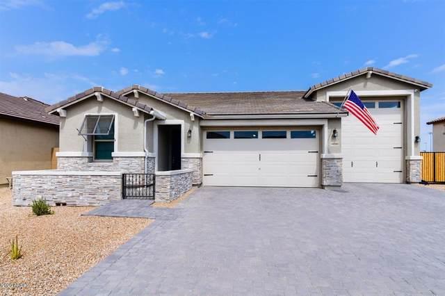 44080 W Palo Nuez Street, Maricopa, AZ 85138 (MLS #6135794) :: The Garcia Group