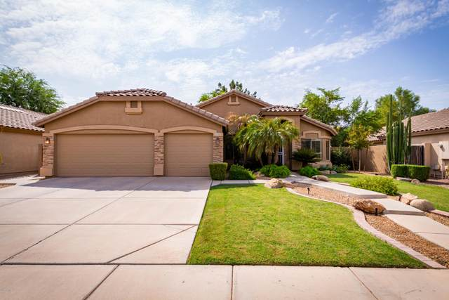 2257 E Stephens Road, Gilbert, AZ 85296 (MLS #6135804) :: Lucido Agency