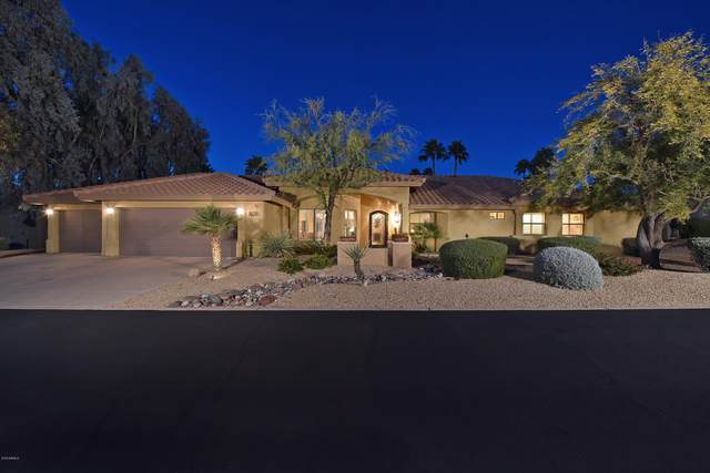 8634 E Clubhouse Way, Scottsdale, AZ 85255 (MLS #6135806) :: Dave Fernandez Team | HomeSmart
