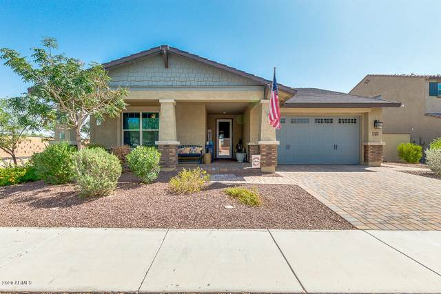 2793 N Acacia Way, Buckeye, AZ 85396 (MLS #6135807) :: Lucido Agency