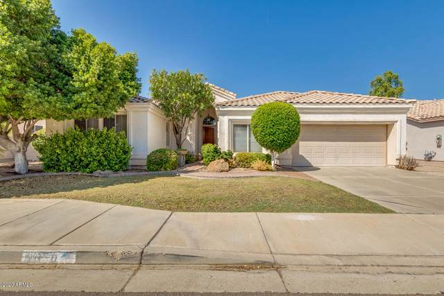 2650 S Yucca Street, Chandler, AZ 85286 (MLS #6135834) :: The Results Group