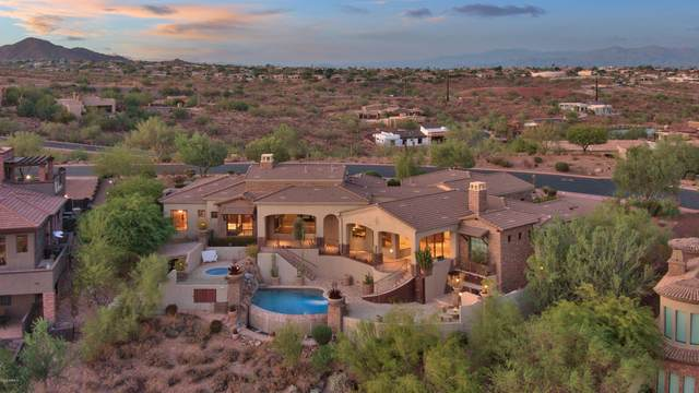 10020 N Palisades Boulevard, Fountain Hills, AZ 85268 (MLS #6135839) :: CANAM Realty Group