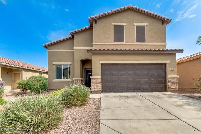 19145 N Ventana Lane, Maricopa, AZ 85138 (MLS #6135841) :: Brett Tanner Home Selling Team