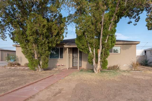 8239 N 29TH Drive, Phoenix, AZ 85051 (MLS #6135851) :: Lucido Agency