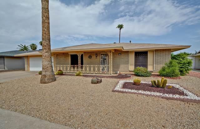 10318 W Floriade Drive, Sun City, AZ 85351 (MLS #6135865) :: Lucido Agency
