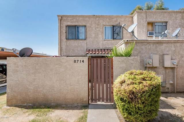6714 W Monterosa Street #334, Phoenix, AZ 85033 (MLS #6135869) :: Lucido Agency