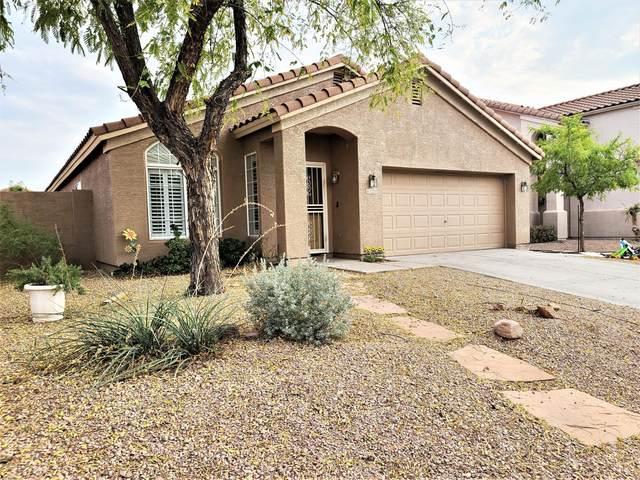 1223 W Morelos Street, Chandler, AZ 85224 (MLS #6135906) :: Riddle Realty Group - Keller Williams Arizona Realty