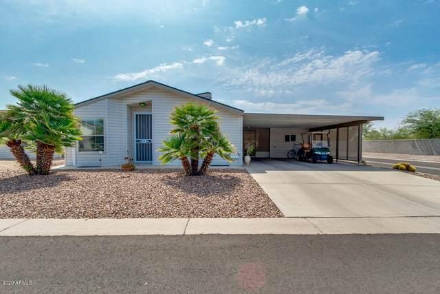 3301 S Goldfield Road #1037, Apache Junction, AZ 85119 (MLS #6135907) :: The Laughton Team