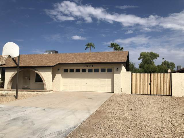 3634 W Danbury Drive, Glendale, AZ 85308 (MLS #6135914) :: The Laughton Team