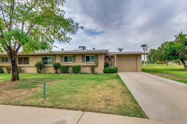 11016 N Coggins Drive, Sun City, AZ 85351 (MLS #6135938) :: The Daniel Montez Real Estate Group