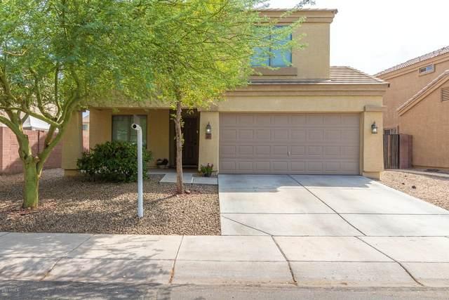 8637 W Jocelyn Terrace, Tolleson, AZ 85353 (MLS #6135941) :: CANAM Realty Group