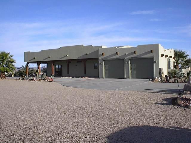 21800 W Gibson Way, Wickenburg, AZ 85390 (MLS #6135947) :: RE/MAX Desert Showcase