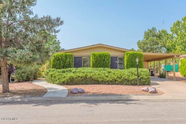 116 S Pincrest Road, Payson, AZ 85541 (MLS #6135954) :: CANAM Realty Group